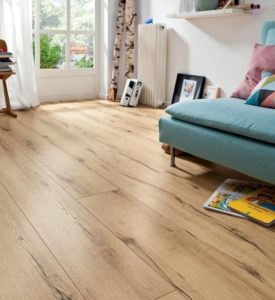 Haro Laminate Flooring Oak Italica Creme | Laminate Flooring