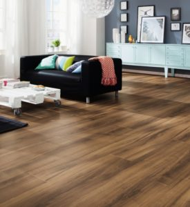 Haro Laminate Flooring - Italian Walnut | Laminate Flooring