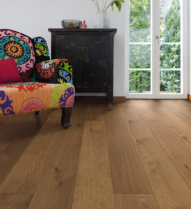 Smoked Oak Haro Flooring