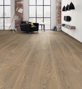 Oak Tobacco Grey Haro Flooring